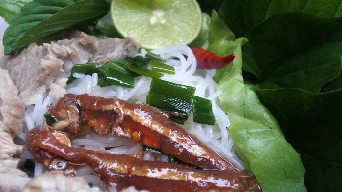 mắm cá cơm ăn với gì ngon