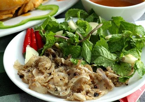 Tré rơm Bình Định